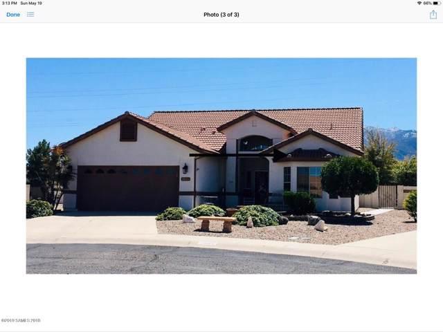 2684 Lemoor Court, Sierra Vista, AZ 85650 (MLS #171860) :: Service First Realty