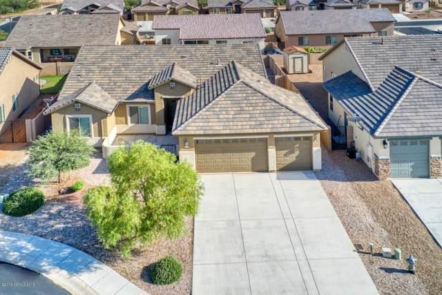 4328 Angela Court, Sierra Vista, AZ 85650 (MLS #171865) :: Service First Realty