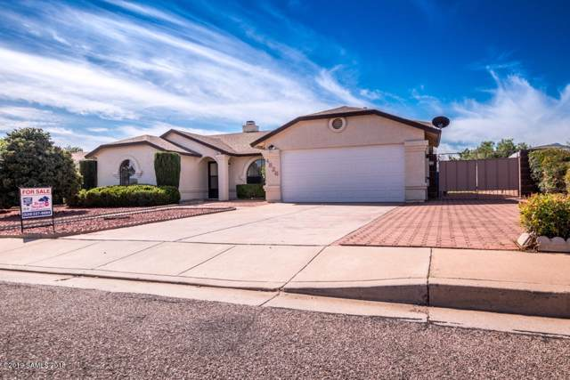 4826 La Canada, Sierra Vista, AZ 85635 (MLS #171878) :: Service First Realty