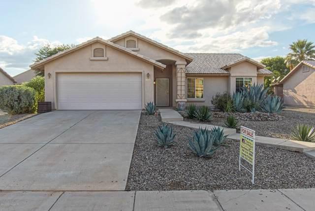 2168 Santa Fe Trail, Sierra Vista, AZ 85635 (#171884) :: Long Realty Company