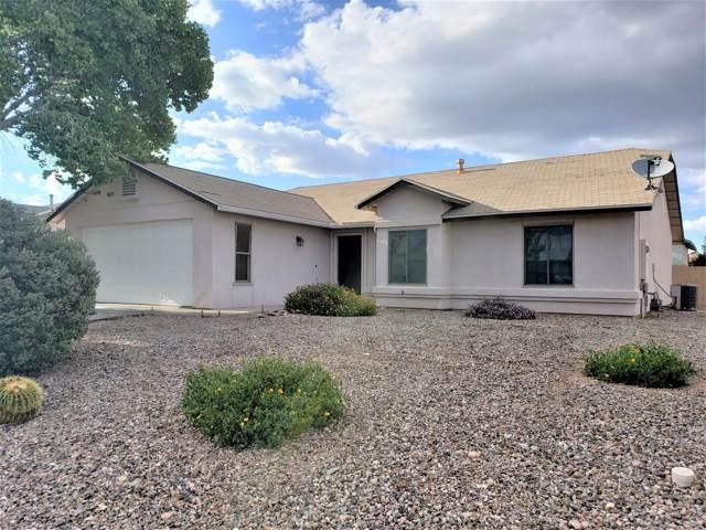 2465 Raven Drive, Sierra Vista, AZ 85650 (MLS #171893) :: Service First Realty
