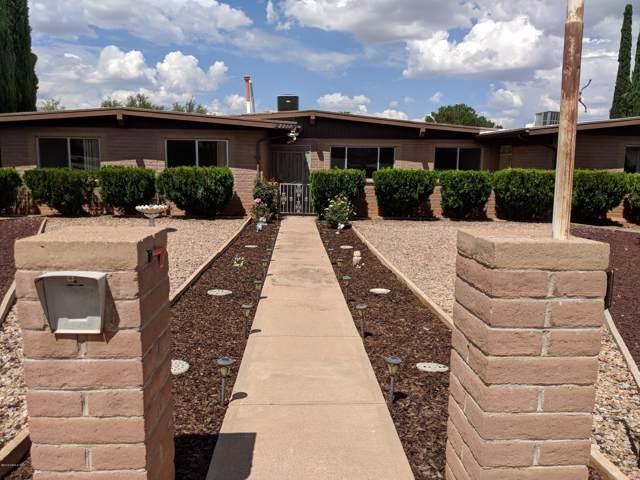 Address Not Published, Sierra Vista, AZ 85635 (MLS #171914) :: Service First Realty
