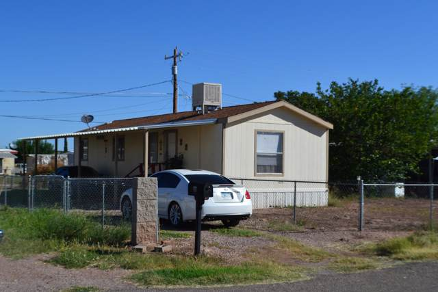 111 S Santa Cruz Road, Huachuca City, AZ 85616 (MLS #171937) :: Service First Realty