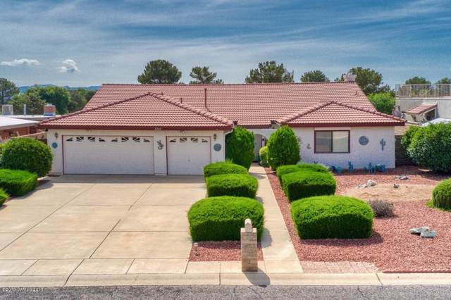 3312 E Pebble Beach Drive, Sierra Vista, AZ 85650 (MLS #171942) :: Service First Realty