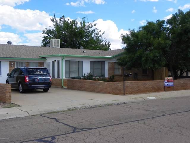 361 Duchess Drive, Sierra Vista, AZ 85635 (MLS #171943) :: Service First Realty