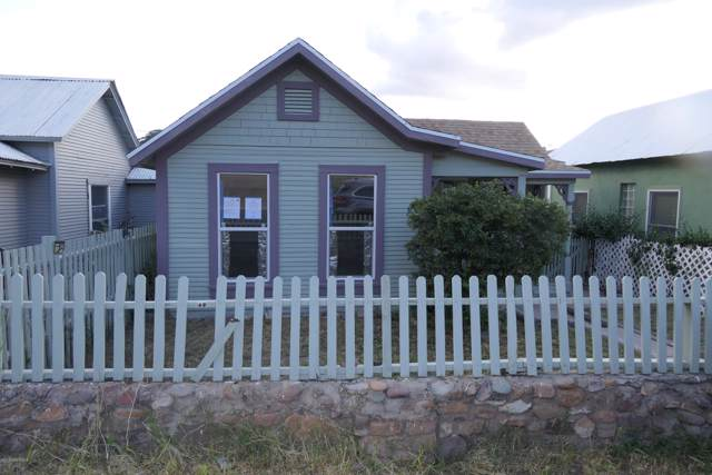 325 Park Avenue, Bisbee, AZ 85603 (MLS #171957) :: Service First Realty