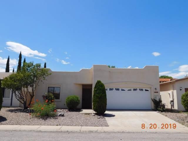 820 Four Winds Circle, Sierra Vista, AZ 85635 (#171978) :: Long Realty Company