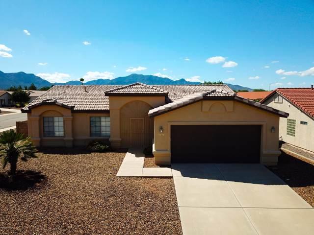3836 Calle Jasmin, Sierra Vista, AZ 85650 (MLS #171983) :: Service First Realty