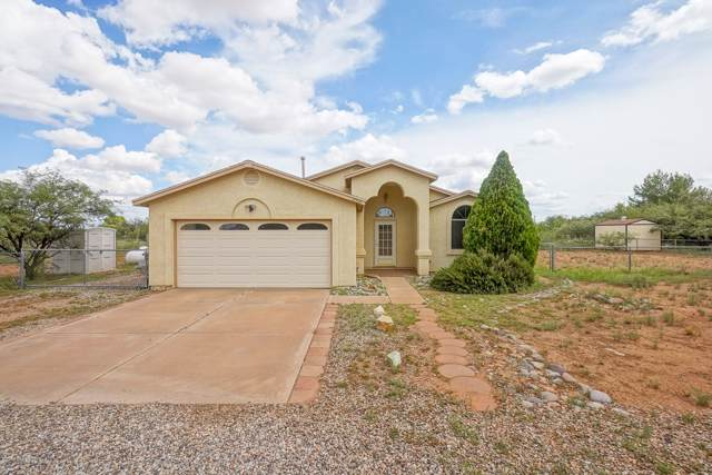 2516 N Calle Quinto, Huachuca City, AZ 85616 (MLS #171985) :: Service First Realty