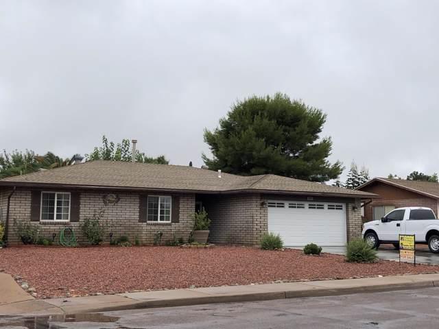 631 Palo Verde Drive, Sierra Vista, AZ 85635 (#171995) :: Long Realty Company