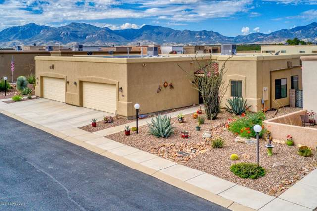 706 S Clubhouse Lane, Sierra Vista, AZ 85635 (MLS #171998) :: Service First Realty