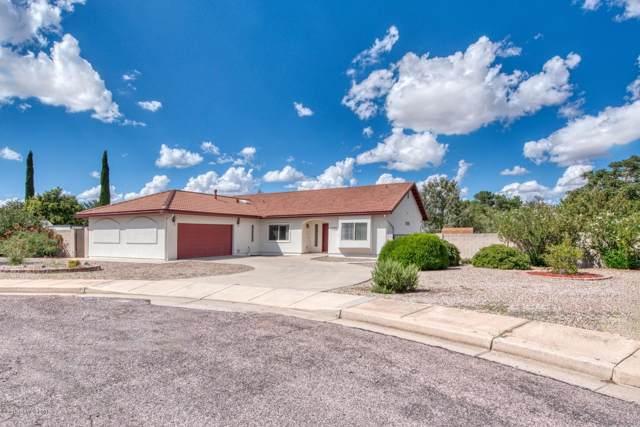 1343 Katherine Drive, Sierra Vista, AZ 85635 (MLS #172003) :: Service First Realty