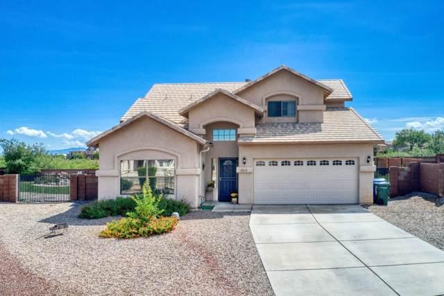 2964 Central Park Drive, Sierra Vista, AZ 85635 (MLS #172009) :: Service First Realty