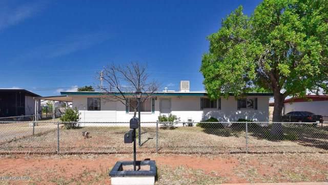 107 2nd Street, Huachuca City, AZ 85616 (MLS #172017) :: Service First Realty