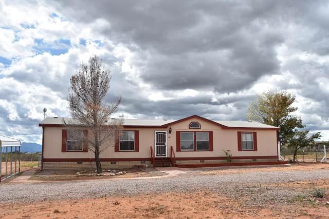 660 E Allen Lane, Huachuca City, AZ 85616 (MLS #172020) :: Service First Realty
