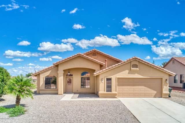 2772 Pardilla Place, Sierra Vista, AZ 85650 (MLS #172029) :: Service First Realty