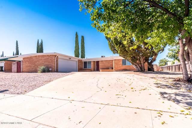 4500 Princess Drive, Sierra Vista, AZ 85635 (MLS #172119) :: Service First Realty