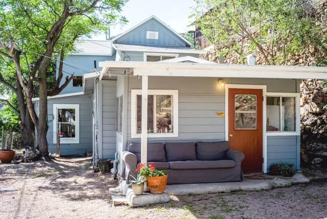106 Opera Drive, Bisbee, AZ 85603 (MLS #172138) :: Service First Realty