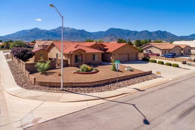 3082 Cabo Busto Court, Sierra Vista, AZ 85650 (MLS #172180) :: Service First Realty