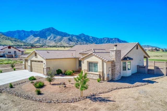 6221 E Saddlehorn Circle, Hereford, AZ 85615 (#172195) :: Long Realty Company