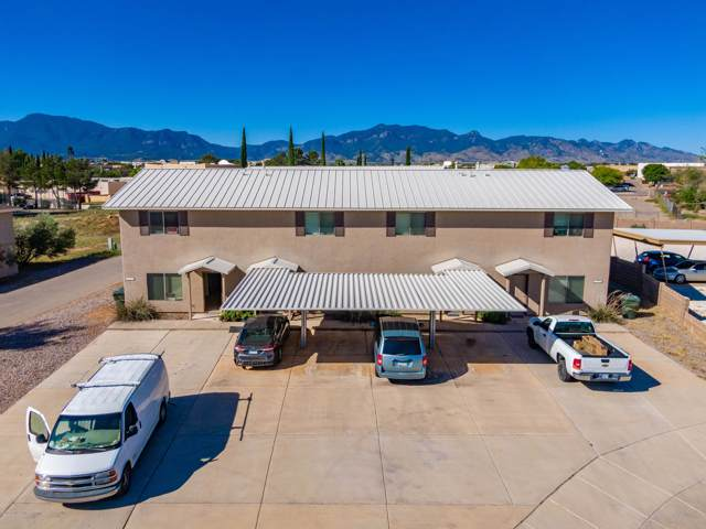 4350 Corte Brumoso 20-28, Sierra Vista, AZ 85635 (#172205) :: The Josh Berkley Team