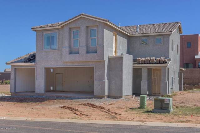 1135 Marchbanks Drive Lot 308, Sierra Vista, AZ 85635 (MLS #172217) :: Service First Realty