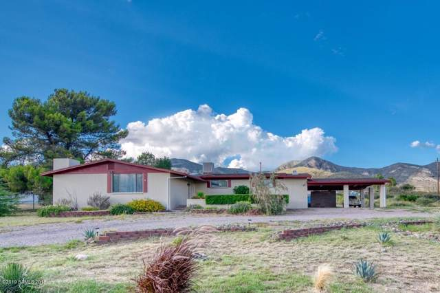 9 Cochise Lane, Bisbee, AZ 85603 (MLS #172228) :: Service First Realty