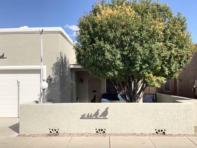 377 S Meadowood Ln, Sierra Vista, AZ 85635 (#172241) :: Long Realty Company