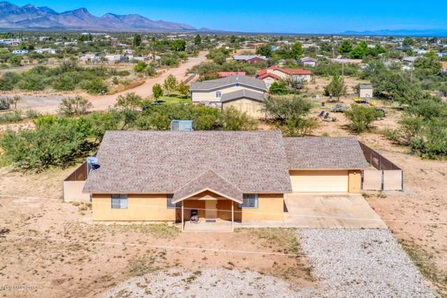295 E Camino De Mesa, Huachuca City, AZ 85616 (MLS #172320) :: Service First Realty