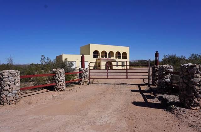 10606 E Watering Hole Street, Sierra Vista, AZ 85635 (MLS #172328) :: Service First Realty