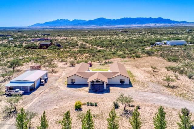 1010 W Olson Trail, Huachuca City, AZ 85616 (MLS #172330) :: Service First Realty