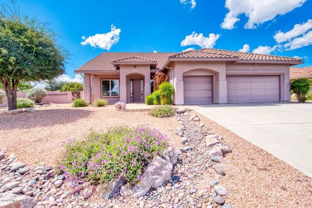 3094 Glenview Drive, Sierra Vista, AZ 85650 (MLS #172339) :: Service First Realty