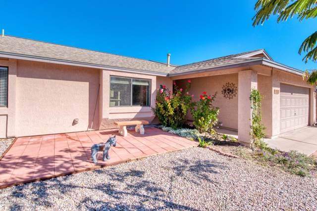2523 Canyon Crest Street, Sierra Vista, AZ 85650 (MLS #172352) :: Service First Realty