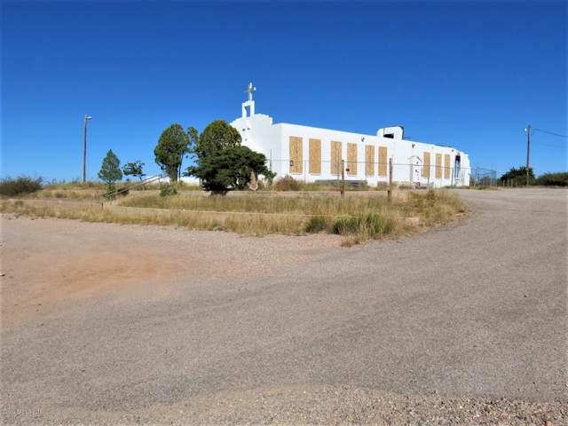 506 N Gila Avenue, Huachuca City, AZ 85616 (MLS #172362) :: Service First Realty