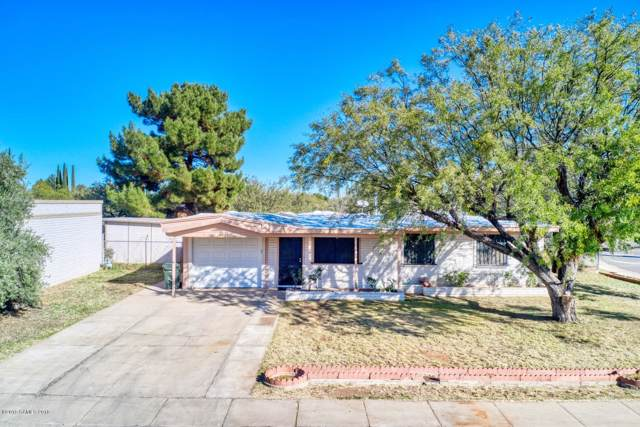 4957 E Raffaele Drive, Sierra Vista, AZ 85635 (MLS #172377) :: Service First Realty