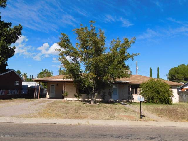 101 E James Drive, Sierra Vista, AZ 85635 (MLS #172378) :: Service First Realty