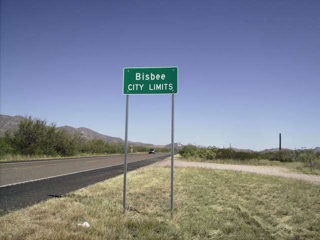 Lot 2 Willson Road, Bisbee, AZ 85603 (MLS #172401) :: Service First Realty