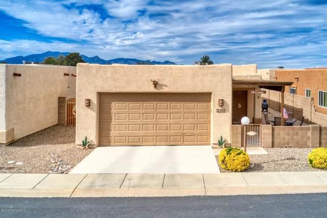 286 S Taylors Trail, Sierra Vista, AZ 85635 (MLS #172421) :: Service First Realty