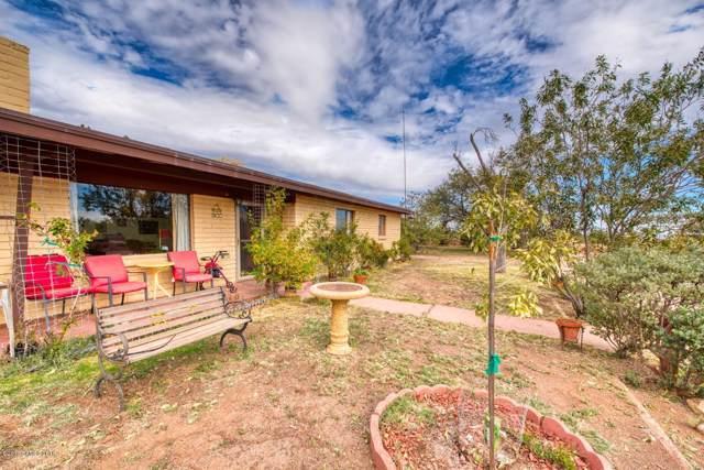 2417 N Arthur Ranch Road, Huachuca City, AZ 85616 (#172426) :: Long Realty Company