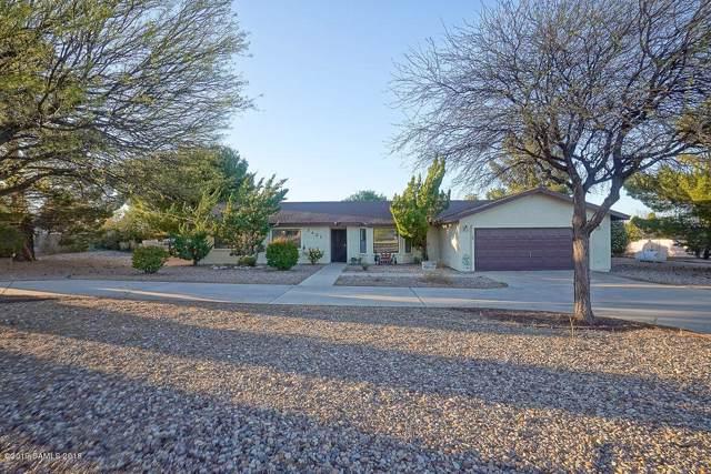 3421 E Ojibwa Street, Sierra Vista, AZ 85650 (#172432) :: Long Realty Company