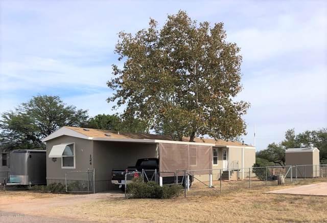 650 E Busby Drive #124, Sierra Vista, AZ 85635 (#172435) :: Long Realty Company