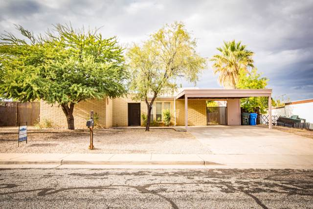 201 Highland Drive, Sierra Vista, AZ 85635 (#172437) :: Long Realty Company