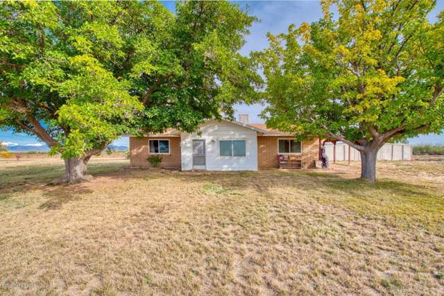 406 W Papago Way, Cochise, AZ 85606 (MLS #172449) :: Service First Realty
