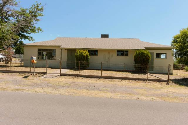 102 Navajo Drive, Bisbee, AZ 85603 (MLS #172452) :: Service First Realty