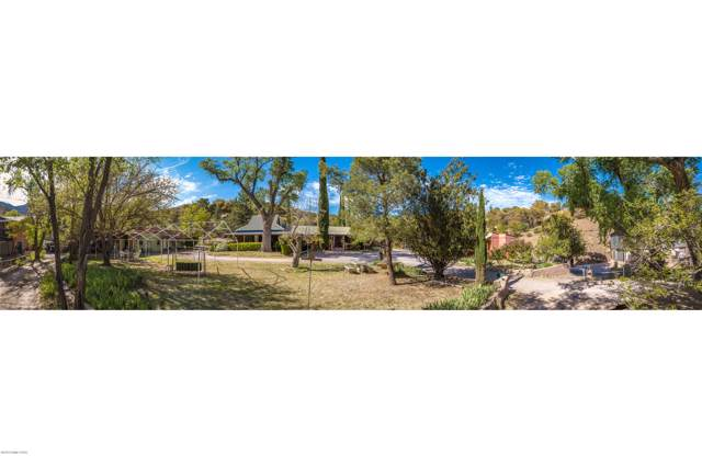 901 Tombstone Canyon, Bisbee, AZ 85603 (MLS #172459) :: Service First Realty
