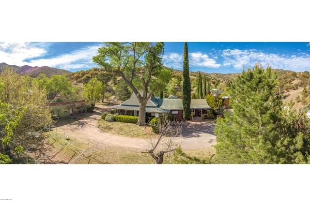 901 Tombstone Cyn/Mile H, Bisbee, AZ 85603 (MLS #172461) :: Service First Realty