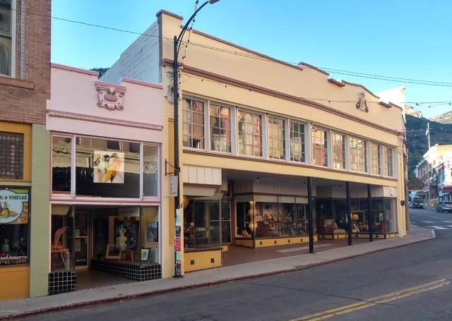 32 - 38 Main Street, Bisbee, AZ 85603 (MLS #172472) :: Service First Realty