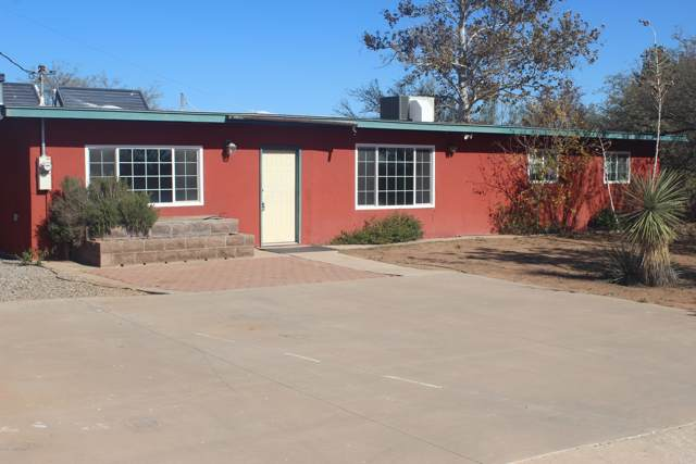 7023 E Kendall Lane, Sierra Vista, AZ 85650 (#172476) :: Long Realty Company
