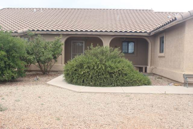 2113 N Colins Place, Huachuca City, AZ 85616 (MLS #172477) :: Service First Realty