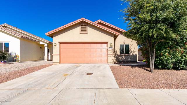 4305 Big Bend Street, Sierra Vista, AZ 85650 (#172480) :: Long Realty Company